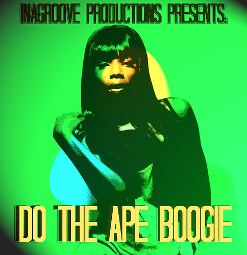 Ape Boogie Front