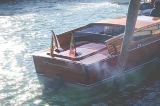 Motorboatin' in Venice, Italy