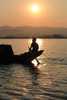 Floating on the Sunshine