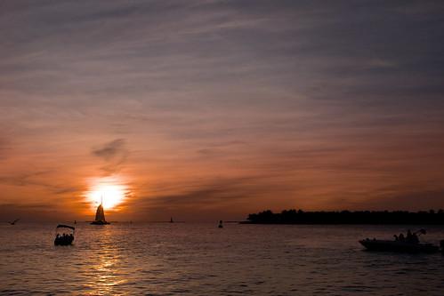 sunset sea sky twilight florida sony caribbean keywest sonynex nex6