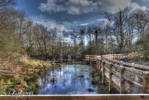 Sandbach Park
