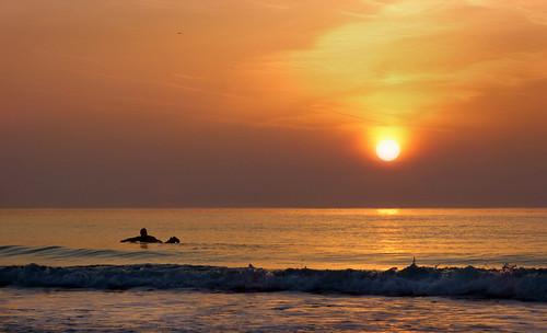 sea sun beach sunrise sand waves february poole 2015 surfboarder branksomechine cobby31