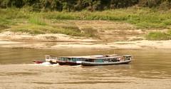 Together up the Mekong, Luang Prabang, Laos