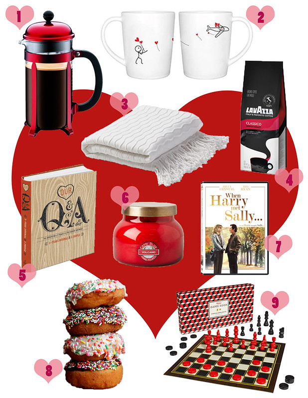 JTB V-DAY Coffee Collage