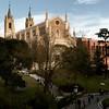 Iglesia de los Jerónimos #madrid #megustamadrid #igersmadrid #iphone #iphonesia #instagood