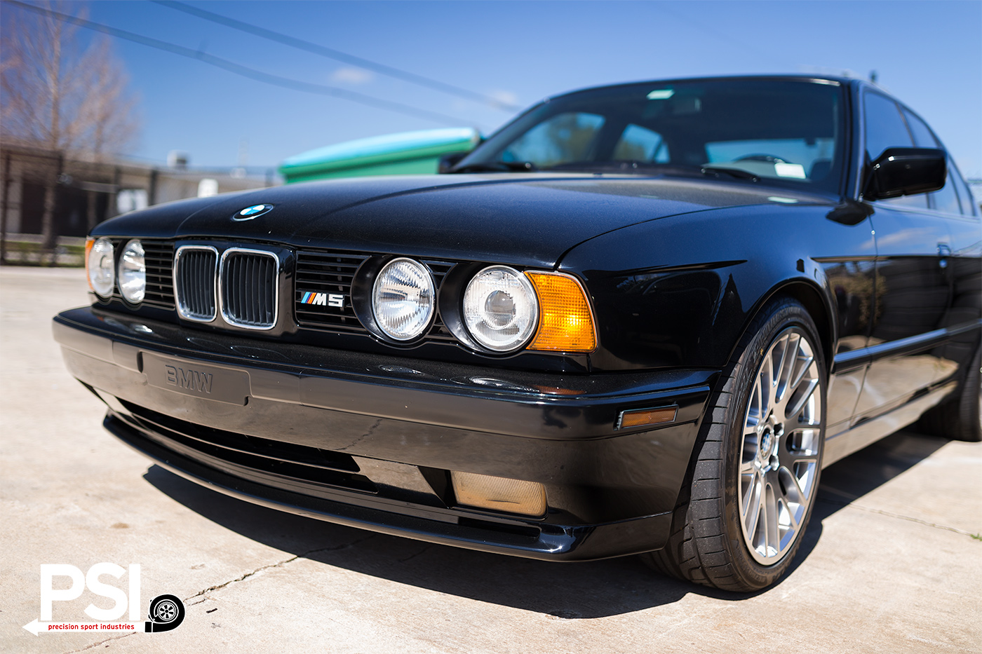 Bmw E34 M5 Visit From A Modern Classic