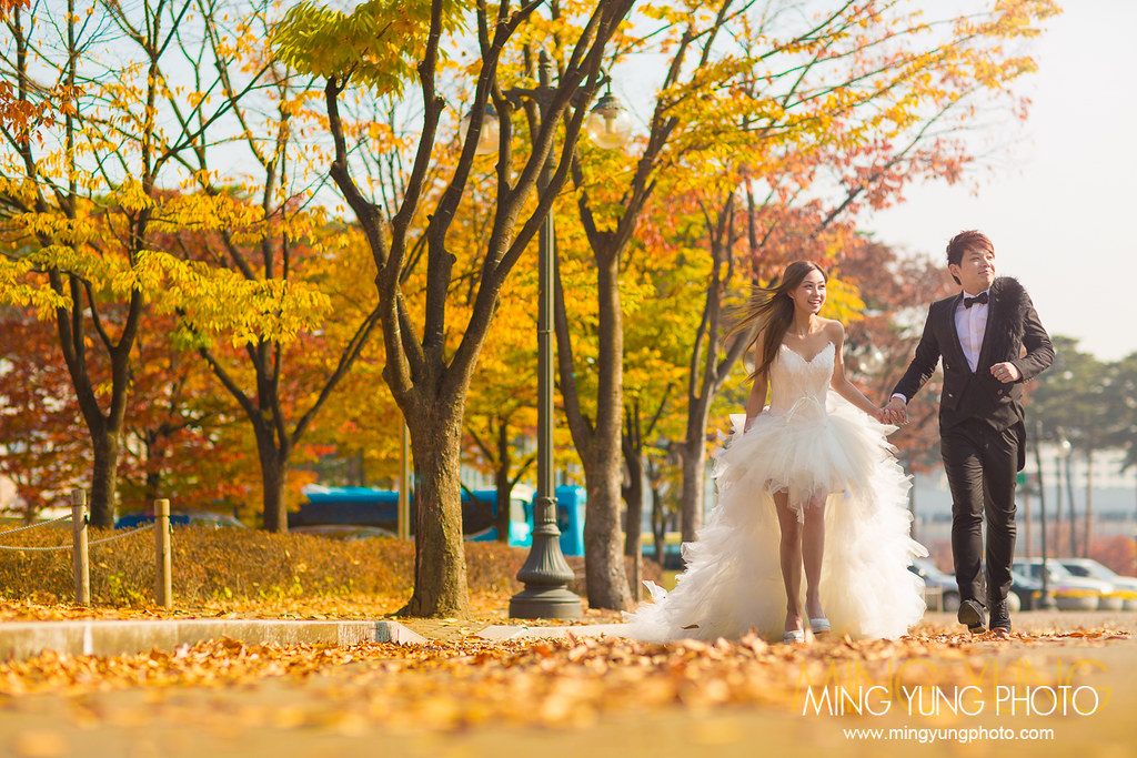 Korea Pre-Wedding - Joey & Ken