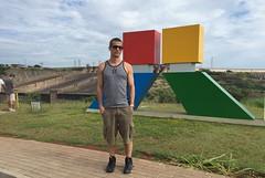 Usina Hidroelétrica Itaipu Binacional, Brasil e Paraguai.