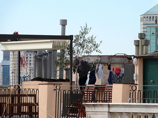toits terrasses