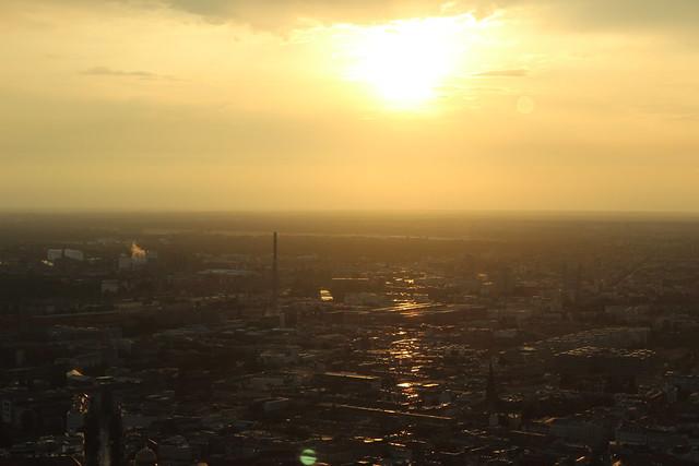 Ausblick vom Berliner Fernsehturm II