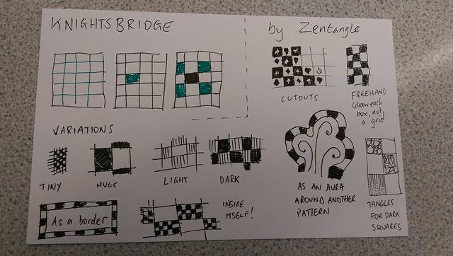 Knightsbridge variations
