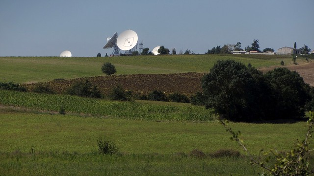 Radio Site in Languedoc