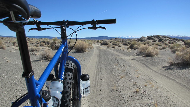 Mono Lake Fat Bike Ride