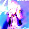 #52WeekChallenge #52photos #Week8 #LongExposure #Singer #Music #Disco #Purple #Indigo