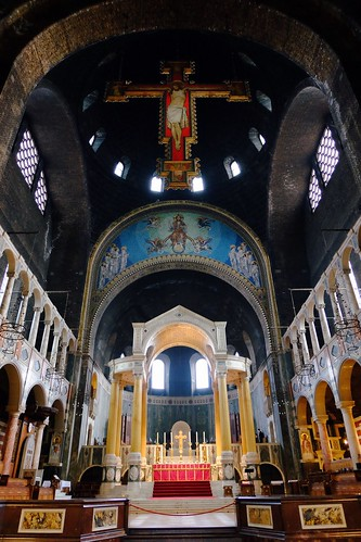 Westminster Cathedral. Fujifilm. VSCO for iOS