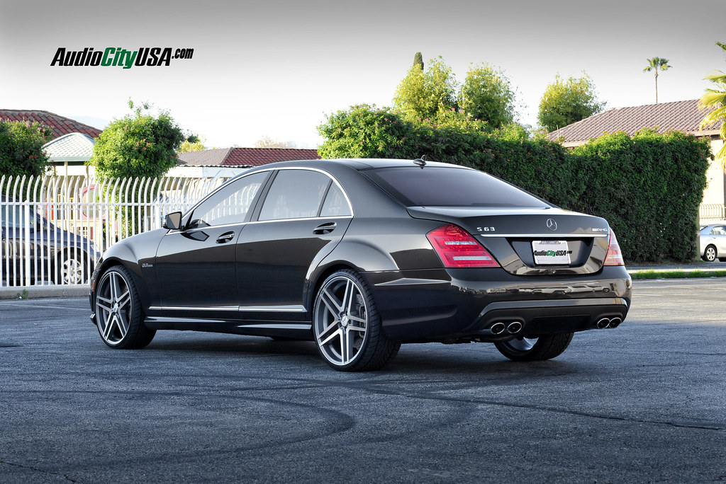 Miust See 2012 Mercedes Benz S 63 Amg On 22 Quot Road