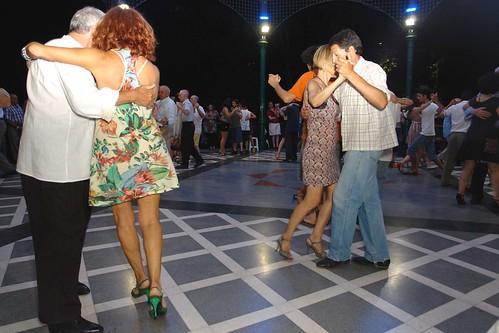 foto odeon bailando
