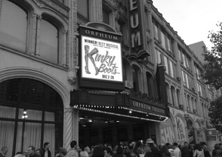 Kinky Boots - Orpheum Theatre