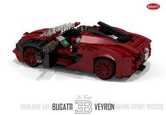 Bugatti Veyron EB 16.4 Grand Sport Vitesse - La Finale