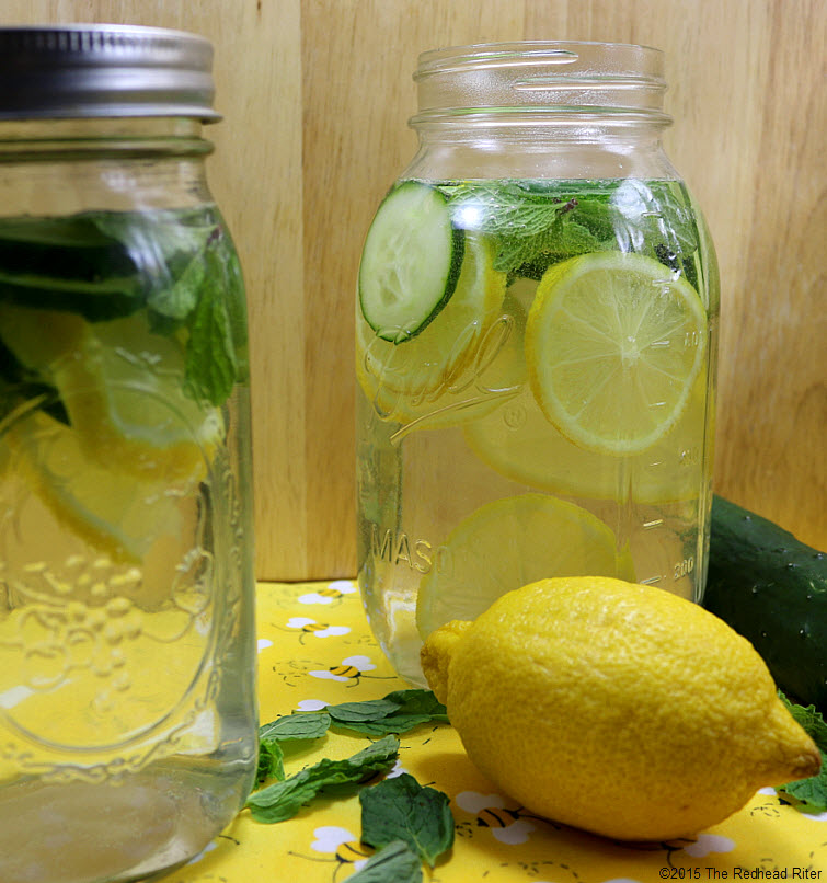 Detox Water Recipes For Hydration, Weight Loss, Cleansing, Anti-Bloating And Enjoyment 11