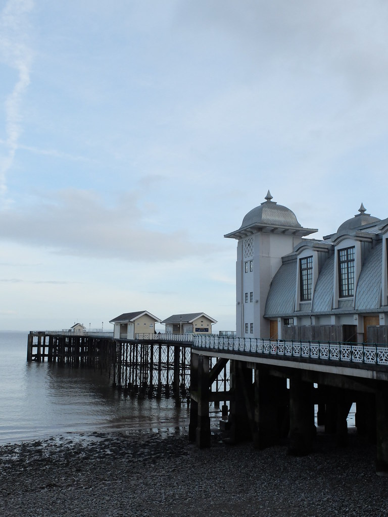 Penarth Pier unusual wedding venue