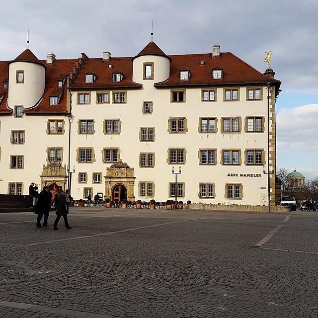 Stuttgart Alte Kanzlei
