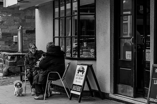 Street Photography Devonshire Bakery