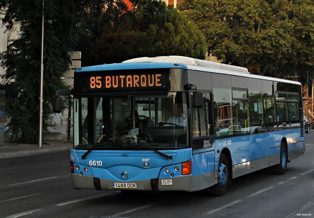 EMT Madrid - 6610