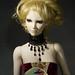 """Necklace """"Paris in black"""" by Shido_Gamilton"""