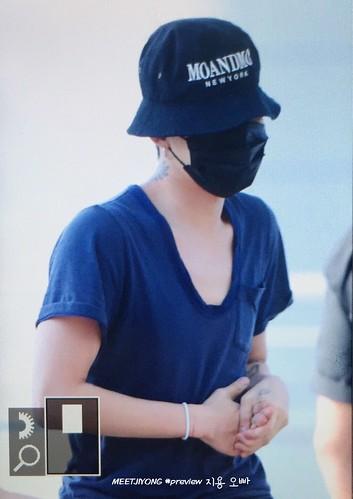 Big Bang - Incheon Airport - 05jun2016 - MEETJIYONG - 05