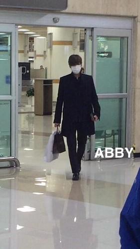 ABBY崔勝鉉 Gimpo Seoul 2015-03-01 01