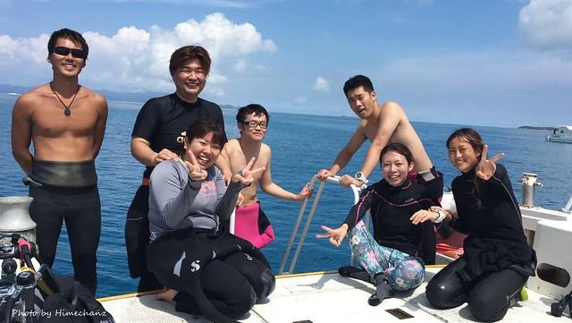 本日の集合写真♪ 2016/07/31