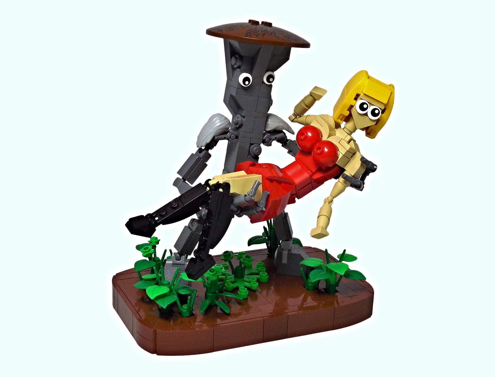 LEGO® MOC by Vitreolum: Matango!