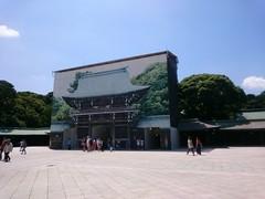 Meiji Jingu - to be