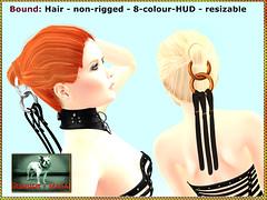 Bliensen Hair - Bound