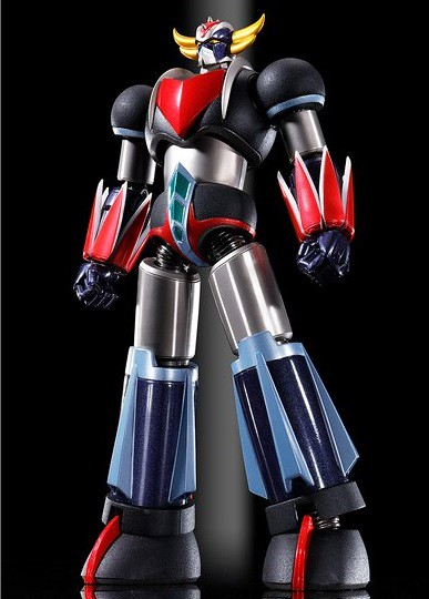 SUPER ROBOT超合金 《克雷飛天神》~鋼鐵質感加工(鉄仕上げ)~
