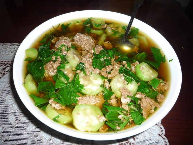 Những món ăn ngon từ rau Việt Nam