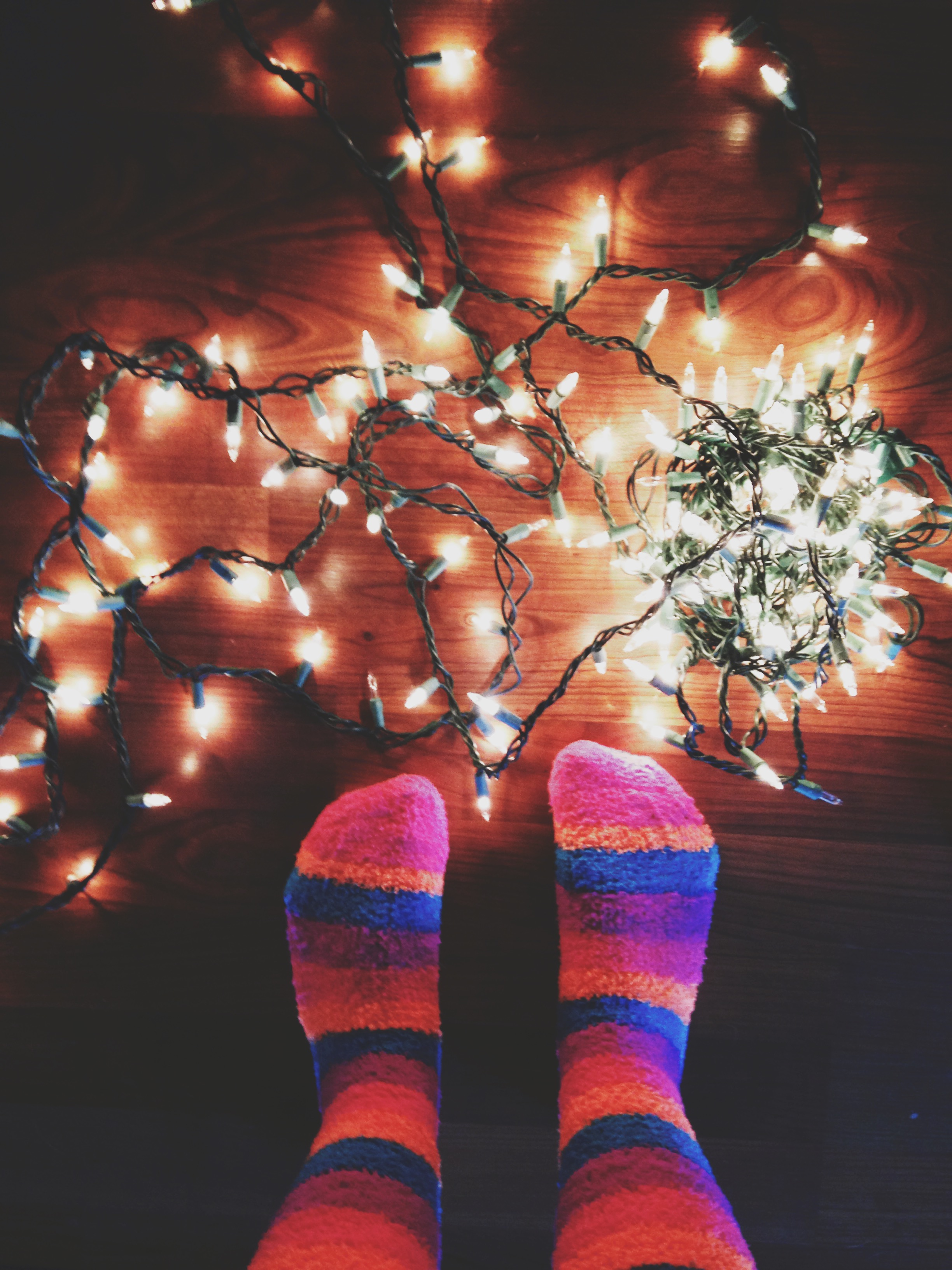 socks lights