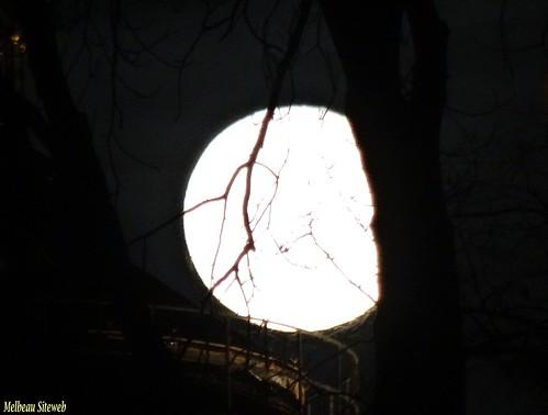 Pleine lune drouaise