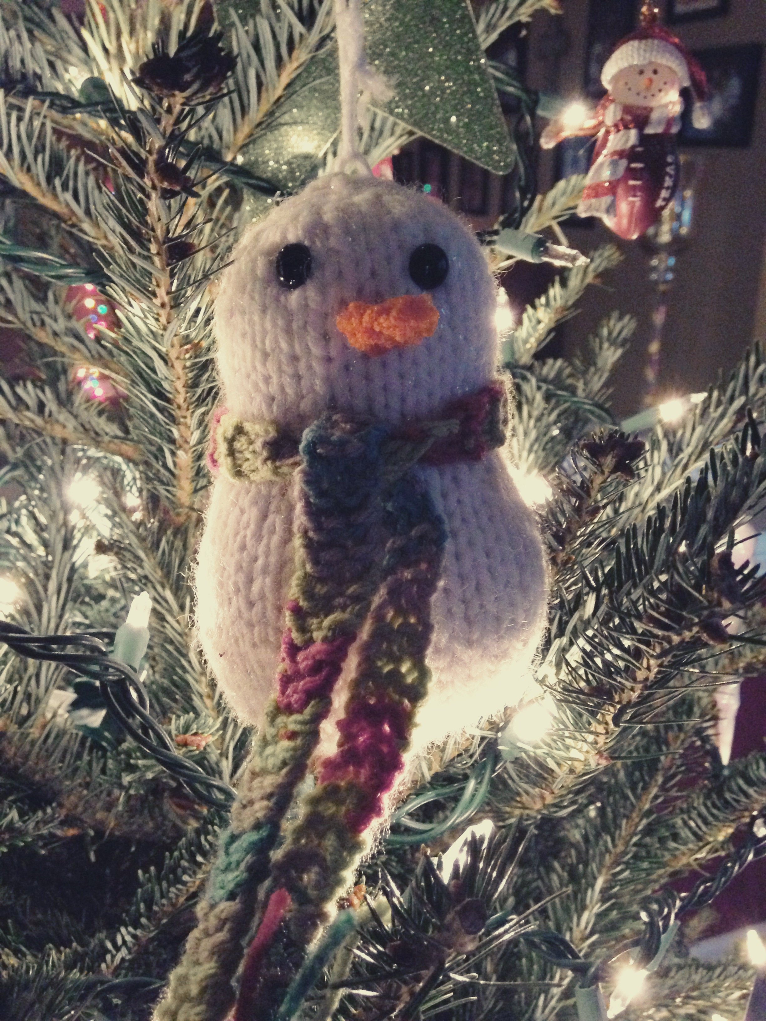 knittedsnowman