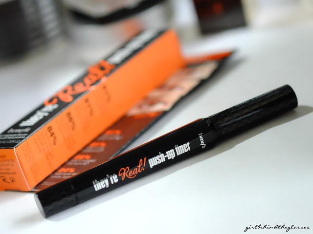 Benefite They're Real Push Up Liner