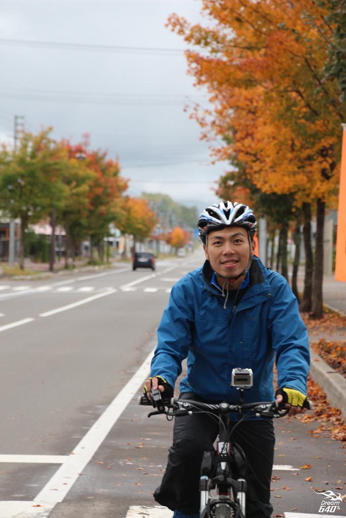 北海道秋日單車52