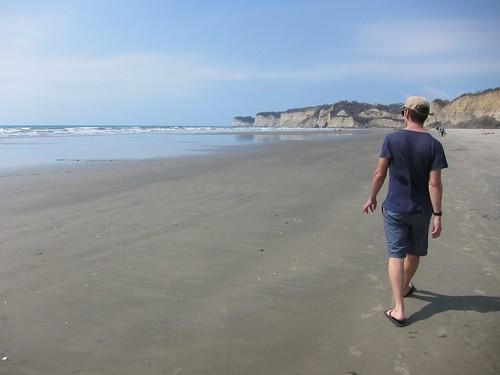 Canoa beach