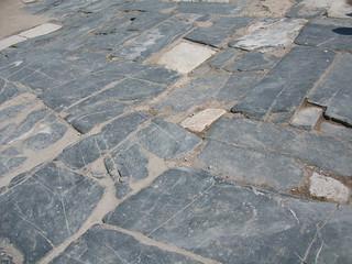 The roads of Ephesus