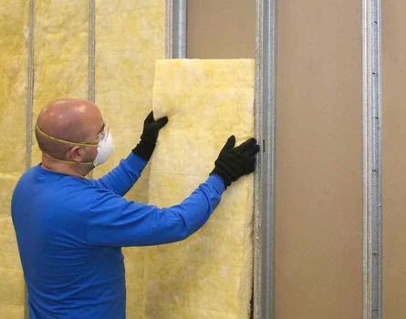 Aislantes t rmicos protege paredes y techos antes del - Aislar paredes termicamente ...