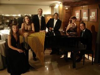 El Café de la Ópera.