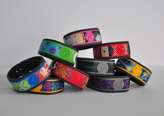 Has Anyone Decorated Their Magic Bands Please Show Us The - Magic band vinyl decals