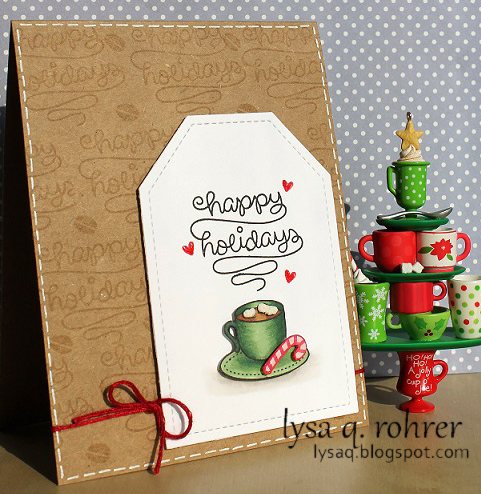 Holiday Coffee Blog Hop
