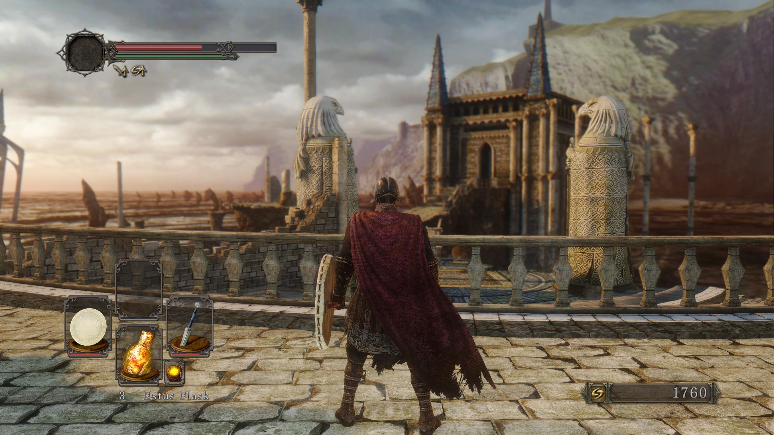 IGN faz comparação gráfica entre versões de Dark Souls 2 PC vs PS4 VS PS3 15858915903_2f0fd86e48_o