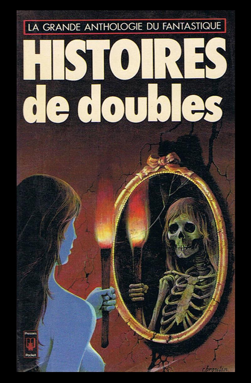 Christian Broutin - Cover Art, Histoires de Doubles, 1977
